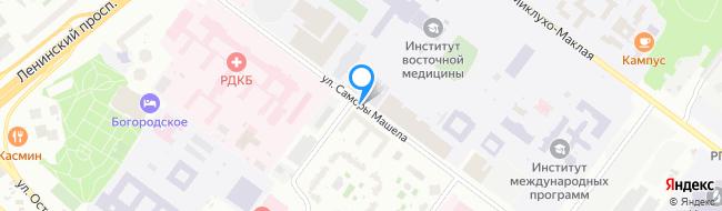 улица Саморы Машела