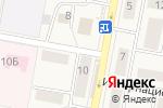 Схема проезда до компании Контракт в Первомайском