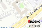 Схема проезда до компании Маэстро в Москве