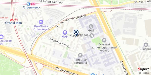 Галерея красоты Ольги Беркут на карте Москве