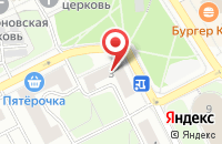 Схема проезда до компании Аватар Фильм в Москве