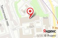 Схема проезда до компании С Медиа в Москве