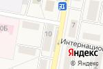 Схема проезда до компании Киоск по продаже хлебобулочных изделий в Первомайском