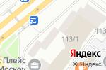 Схема проезда до компании Инфинеон Текнолоджис Рус в Москве