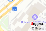Схема проезда до компании Benq в Москве