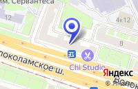 Схема проезда до компании МЕБЕЛЬНЫЙ МАГАЗИН КЛАССИКА В ДЕРЕВЕ в Москве