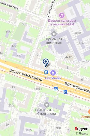 МЕБЕЛЬНЫЙ МАГАЗИН КЛАССИКА В ДЕРЕВЕ на карте Волоколамска