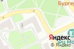 Схема проезда до компании Верные друзья в Москве