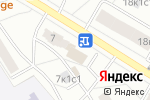 Схема проезда до компании Адвокатский клуб в Москве