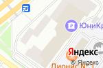 Схема проезда до компании Parkshop в Москве