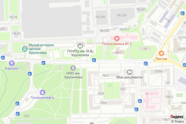 Ремонт телевизоров Улица Новозаводская на яндекс карте