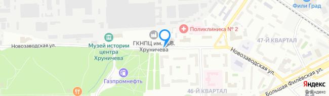 Новозаводская улица