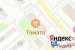 Схема проезда до компании Банкомат, Газпромбанк в Щёкино