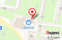 Схема проезда до компании АгроЛига в Подольске