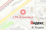 Схема проезда до компании Отдел службы судебных приставов по Северному административному округу в Москве