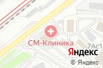 Схема проезда до компании Беликан в Москве
