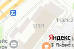 Схема проезда до компании Ivans Club в Москве