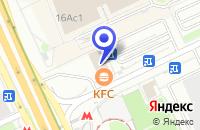 Схема проезда до компании МИР ОБУВИ в Москве