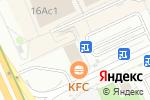Схема проезда до компании Koko в Москве