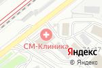 Схема проезда до компании Рувинил в Москве