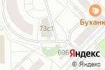Схема проезда до компании Мельница в Москве