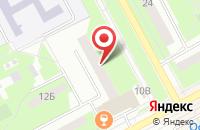 Схема проезда до компании Подольск Мебель в Подольске