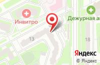 Схема проезда до компании Элит Денталь в Подольске