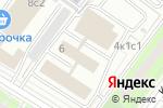 Схема проезда до компании Каунтгрупп в Москве