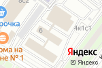 Схема проезда до компании Pink Boutique в Москве