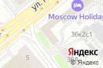 Схема проезда до компании Медтехстандарт в Москве