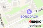 Схема проезда до компании АКБ Балтика в Москве