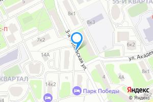 Снять комнату в Москве 3-я Филёвская ул.
