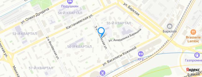 улица Филёвская 3-я