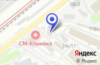 Схема проезда до компании ТФ АСГАРД ТИМ в Москве