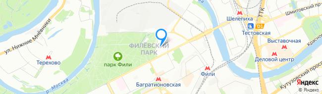 район Филёвский парк