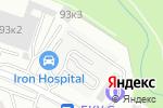 Схема проезда до компании Техника Востока в Москве