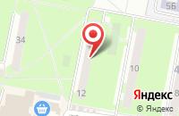 Схема проезда до компании Почтовое отделение №142119 в Подольске