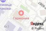 Схема проезда до компании DOLPHIN LIFE в Москве