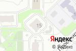 Схема проезда до компании Простые продукты в Москве