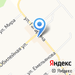 Vera-Люкс на карте Щёкино