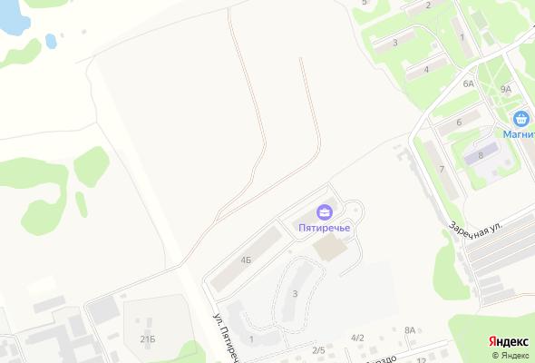 жилой комплекс Пятиречье
