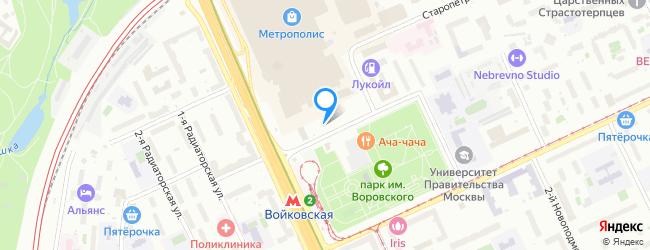 площадь Ганецкого