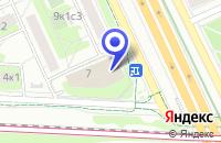 Схема проезда до компании МАГАЗИН МЕБЕЛЬНАЯ СИМФОНИЯ в Москве