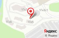 Схема проезда до компании Нпц  в Москве