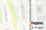 Схема проезда до компании Кинтех Лаб в Москве