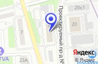 Схема проезда до компании МЕБЕЛЬНЫЙ САЛОН ГРУППА КВИНТА в Москве