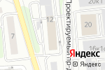 Схема проезда до компании Радио Monte Carlo в Москве