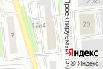 Схема проезда до компании Радио DFM в Москве