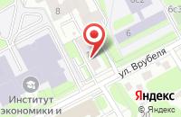 Схема проезда до компании Общество независимых расследователей авиационных происшествий в Москве
