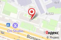 Схема проезда до компании Русское инновационное агентство Эра Водолея (инвестиционная компания) в Москве